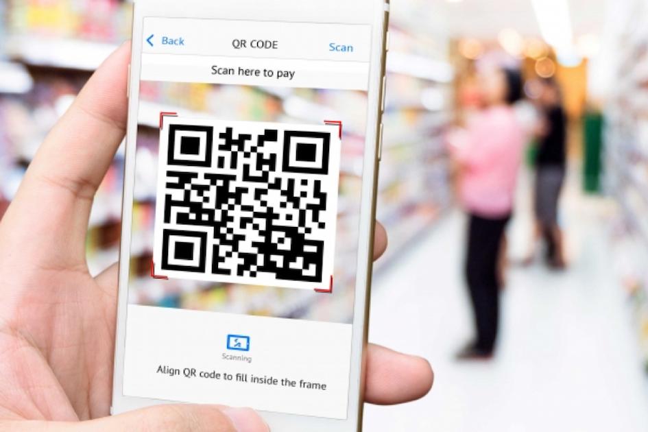 Experiencia de compra QR Shutterstock CoDi